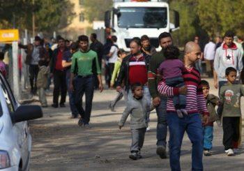 Мигрантите в Харманли